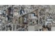 Museu de Arte Kimbell, vista aérea, Fort Worth, Texas, EUA, 1972. Arquiteto Louis I. Kahn<br />Foto divulgação/ Google Earth