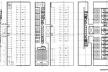 Plantas: Térreo; 1º pavimento – nível +3,5; 3º, 4º e 6º pavimentos – níveis +10,50, +14,00 e +21,00<br />Imagem dos autores do projeto