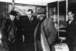 Gropius e Wright na Casa Ford de Breuer e Gropius, Lincoln, 1939.