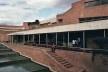 Biblioteca Virgilio Barco, Bogotá. Arq. Rogelio Salmona, 2001<br />Foto Maria Claudia Levy