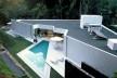 Residência no Horto Florestal, Salvador BA, 1999. Arquiteto Alexandre Feu Rosa<br />Foto Schirley Ribeiro