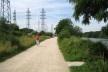 Parque Chemin de l'Ile, Nanterre<br />Foto Cecilia Herzog