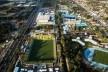 Estádio de Deodoro, Parque Olímpico de Deodoro, Rio de Janeiro, RJ, Escritório Vigliecca & Associados<br />Foto Renato Sette Camara