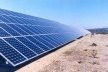 Painéis fotovoltaicos no deserto [Global Links]