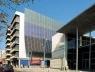 Museu da Ciência e da Técnica da Catalunha, com painel fotovoltaico, Terrassa, Espanha [ICAEN – Institut Català d'Energia]