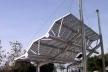 Detalhe da pérgola fotovoltaica, Praça da Ciência, Murcia, Espanha [ARGEM – Agencia de Gestión de Energía de la Región de Murcia]