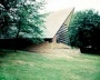 Igreja Unitária para Madison, Wisconsin, 1949. Arquiteto Frank Lloyd Wright<br />Foto de Mary Ann Sullivan, Professor of English and Art History, Bluffton College