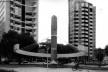 Monumento comemorativo, Itajaí, Santa Catarina, 2009<br />Foto divulgação  [Acervo Marcos Konder Netto]