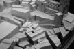 Fig. 19 - Requalificação da Avenida D. Afonso Henriques, Porto, 2000-2001, Álvaro Siza Vieira, pormenor da maquete<br />Foto Francisco Portugal e Gomes