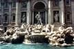 Piazza Navona, Roma: som das águas das fontes<br />Foto P A Rheingantz