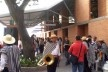 Cootrapar – cooperativa de trabajadores de aceros del Paraguay. Usos del edificio: poncho y trombon. Arq. Luis Alberto Elgue y Arq. Cynthia Solis Patri. Villa Hayes, Paraguay. 2007 – 2008.