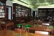 Biblioteca: sala de leitura<br />Foto Junancy Wanderley