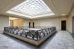 Vista da galeria superior (ver nota 6)<br />Foto Georges de Kinder  [Ma² - Metzger and Partners Architecture]