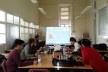 Workshop de modelagem paramétrica com simulação de fenômenos físicos<br />Foto Gabriela Celani