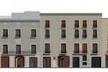 Museu Picasso, elevação Rua Montcada, proposta realizada<br />Foto: Institut Amatller d'Art Hispànic / Arxius MAS / Arxiu Fotogràfic Municipal