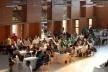 Cootrapar – cooperativa de trabajadores de aceros del Paraguay. Usos del edificio: salón de eventos-fiesta obrera. Arq. Luis Alberto Elgue y Arq. Cynthia Solis Patri. Villa Hayes, Paraguay. 2007 – 2008.