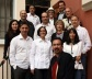 Grupo brasileiro, com Diego Oleas à frente<br />Foto Silvana Romano Santos