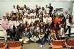 III SAMA, encerramento reunindo participantes, conferencistas e organizadores do evento<br />Foto divulgação  [Corpo técnico do ICJ/UFPA]
