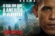 Montagem de internautas que compara o impacto da chegada do alienígena Klaatu, à eleição do presidente Barack Obama [www.depoisdas11.com]