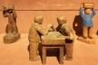 Exposição <i>Véio – a Imaginação da Madeira</i>, curadoria de Agnaldo Farias e Carlos Augusto Calil<br />Foto Abilio Guerra