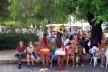Animação no Alto da Sé, Olinda<br />Foto Eliane Lordello