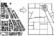 Figura 4. Bairro e núcleo habitacional: mapa axial