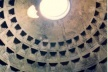 Interior do Panteão, Roma<br />Foto Francisco Lauande