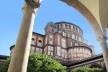 Igreja S. Maria delle Grazie, Milão<br />Foto Victor Hugo Mori