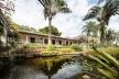 Casa de Roberto Burle Marx, Sítio Santo Antônio da Bica, atualmente Sítio Roberto Burle Marx<br />Foto Oscar Liberal