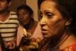 """Carmen Silva em cena do filme """"Era o Hotel Cambridge"""", direção de Eliane Caffé<br />Foto divulgação"""