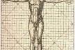 Figura Vitruviana, Cesare Cesariano, 1521