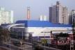 Supermercado Angeloni, Criciúma, 1976-1978 (original) e 2009-2011 (reforma e ampliação). Douglas Piccolo Arquitetura<br />Foto Cinara Piccolo