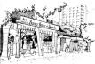Ocupação dos espaços públicos<br />Ilustração Ítalo Stephan