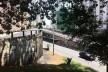 Alça de acesso do Minhocão para a rua da Consolação<br />Foto Abilio Guerra