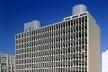 Ministério da Educação e Saúde, Rio de Janeiro RJ. Fachada norte, com brise-soleil<br />Foto Nelson Kon