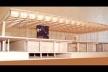 Galeria Nacional de Berlim, Mies Van der Rohe (1960-68, Berlim). Maquete realizada por Margarita Oubiña, Diego Pastoriza [Història en Obres. portal d'història de l'arquitectura moderna, n. 01/2007]