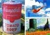 """O Gasômetro de Oberhausen, """"segundo"""" Warhol, Magritte e Van Gogh [álbum de postais turísticos]"""