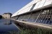 Wissenschaftspark, em Gelsenkirchen, estabeleceu um parque tecnológico no sítio antigamente ocupado pela indústria Thyssen, articulado ao prédio original [IBA Emscher Park]