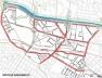 Figura 10 – Operação Urbana Água Branca. Ordenamento urbanístico, solo privado: faixas de adensamento proposto