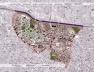 Figura 2 – Operação Urbana Água Branca. Plano-Referência de Intervenção e Ordenação Urbanística. Vista de conjunto da área de atuação