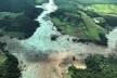 Devastação do meio ambiente após rompimento de barragem de dejetos da Vale em Brumadinho, Minas Gerais<br />Foto divulgação  [Presidência da República/EBC]