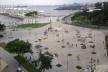 Nova Praça Mauá, vista aérea, Rio de Janeiro<br />Foto Masao Kamita