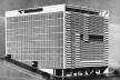 O Cruzeiro, maquete<br />Foto divulgação  [PAPADAKI, Stamo. <i>The Work of Oscar Niemeyer</i>, 1950]