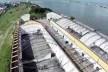 Galpões abandonados em Estelita, Recife<br />Foto divulgação