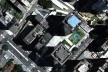 Cetenco Plaza, Avenida Paulista, implantação, São Paulo. Arquitetos Rubens Carneiro Vianna e Ricardo Sievers [Google Maps]