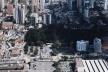 Complexo Hoteleiro Ibis/Mercure localizado próximo ao Parque Celso Daniel [Acervo da autora, 2003]