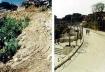 Fubá-Campinho, accesso antes e depois da intervenção, arquiteto Jorge Mario Jáuregui, Favela-Bairro, Rio de Janeiro<br />Foto de Gabriel Leandro Jaurégui