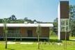 Sede Administrativa do Parque Natural Fazenda do Carmo, relação horizontal-vertical, São Paulo, Secretaria do Verde e Meio Ambiente – SVMA, 2018<br />Foto divulgação