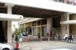 Centro Comercial do Bom Retiro, entrada da rua Ribeiro de Lima, São Paulo. Arquiteto Lucjan Korngold<br />Foto Abilio Guerra