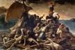 Théodore Géricault, <i>O naufrágio da Medusa</i>, 1818-1819<br />Foto divulgação  [Museu do Louvre]